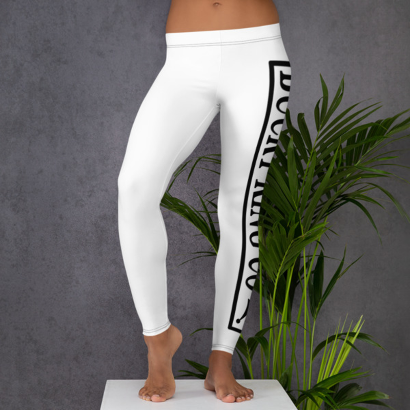 Bucky King Co - Sexy Logo Leggings for Women